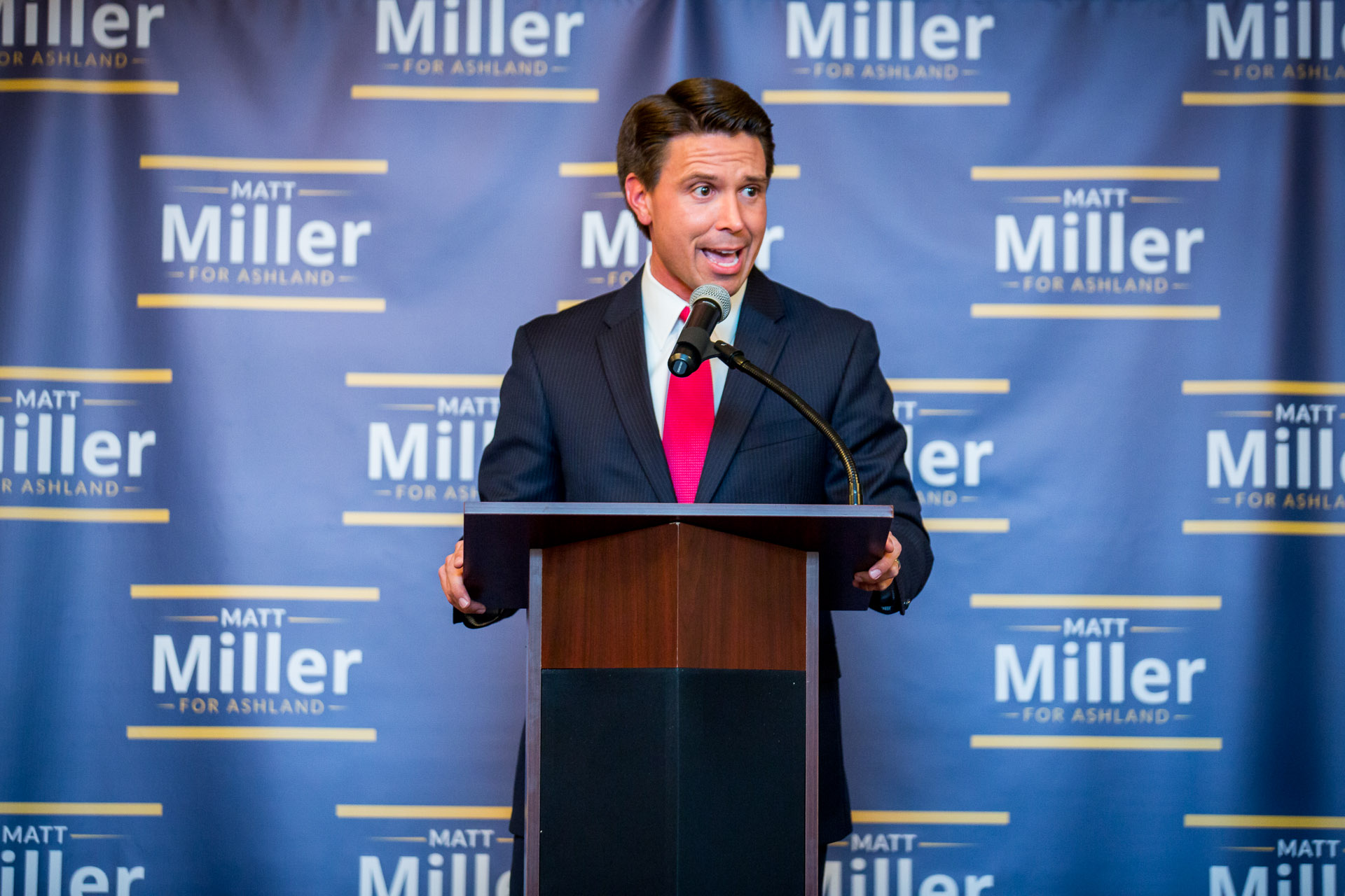 Matt Miller Announces His Vision for Our City